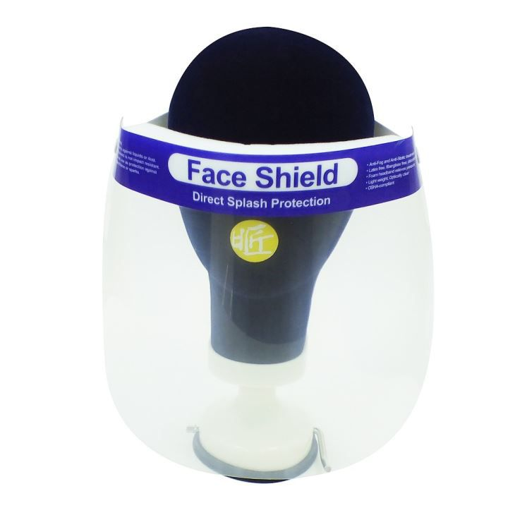 Can Face Shield Protect Virus